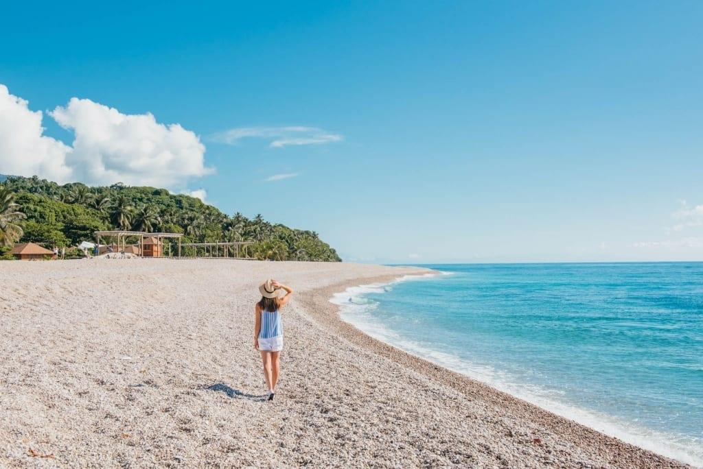 Playa De Los Patos Dominican Republic