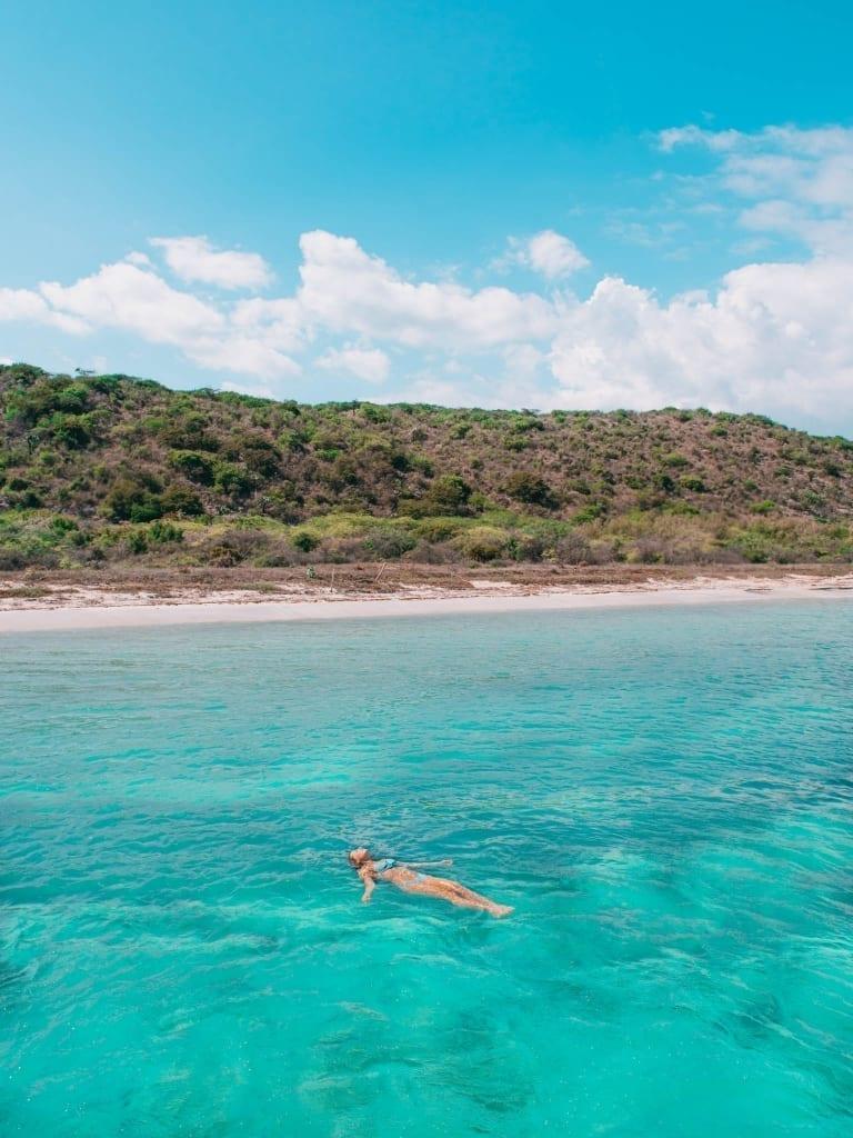 Playa Blanca Dominican Republic
