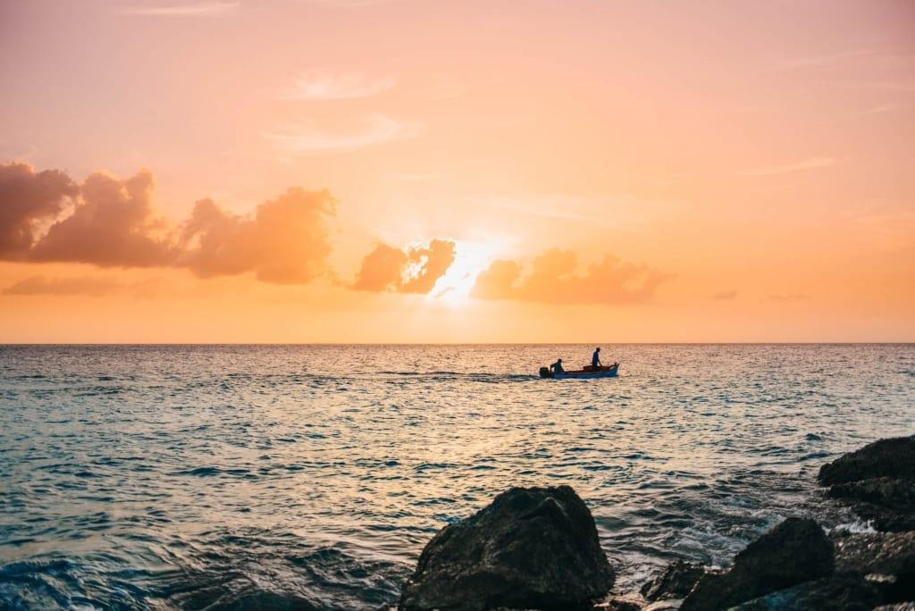 Santa Martha Beach Curacao