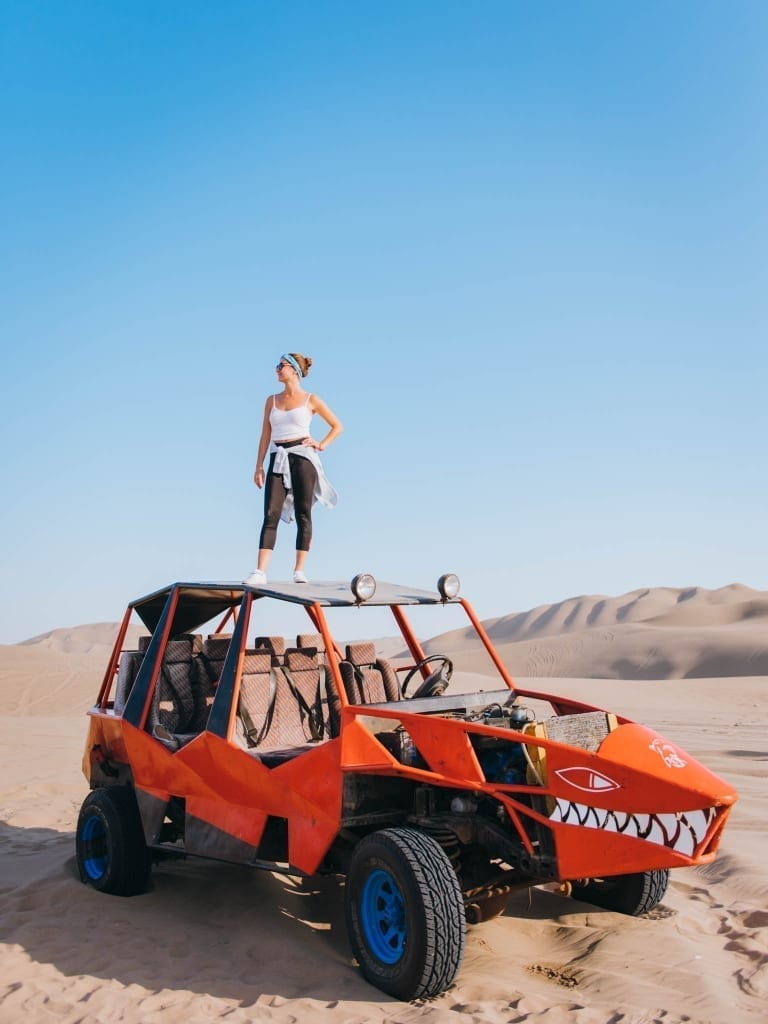 Huacachina Dune Buggy