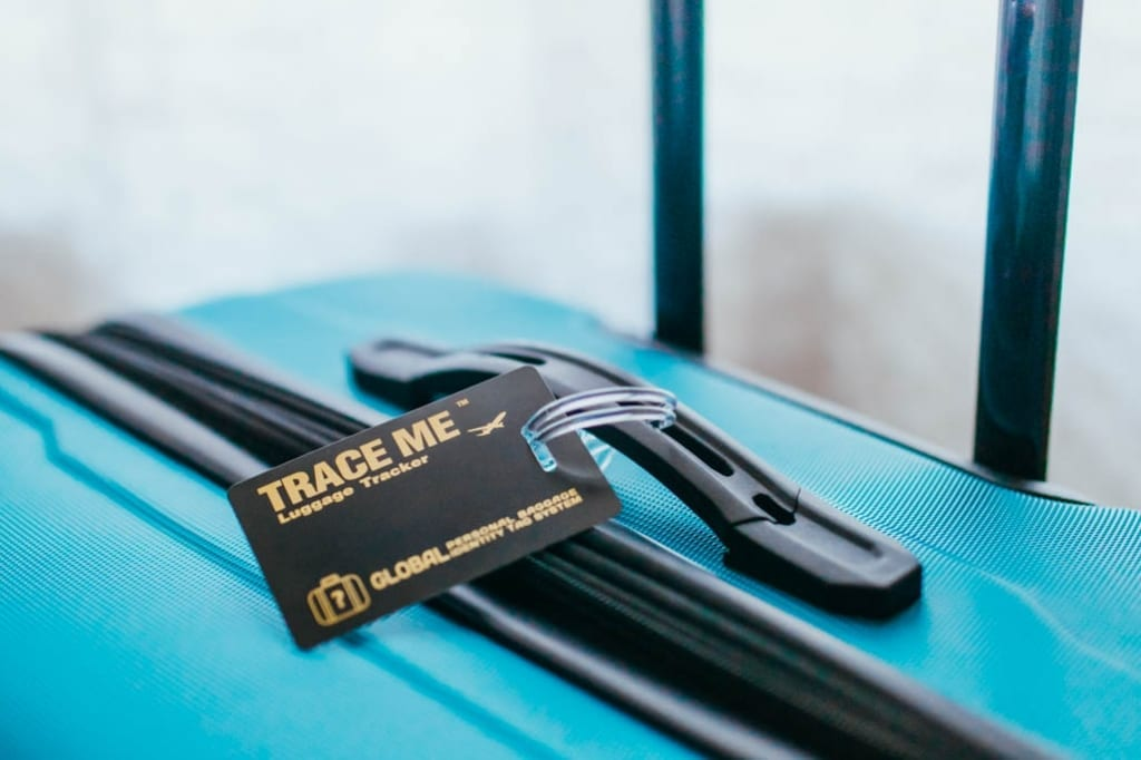 Trace Me Luggage Tracker