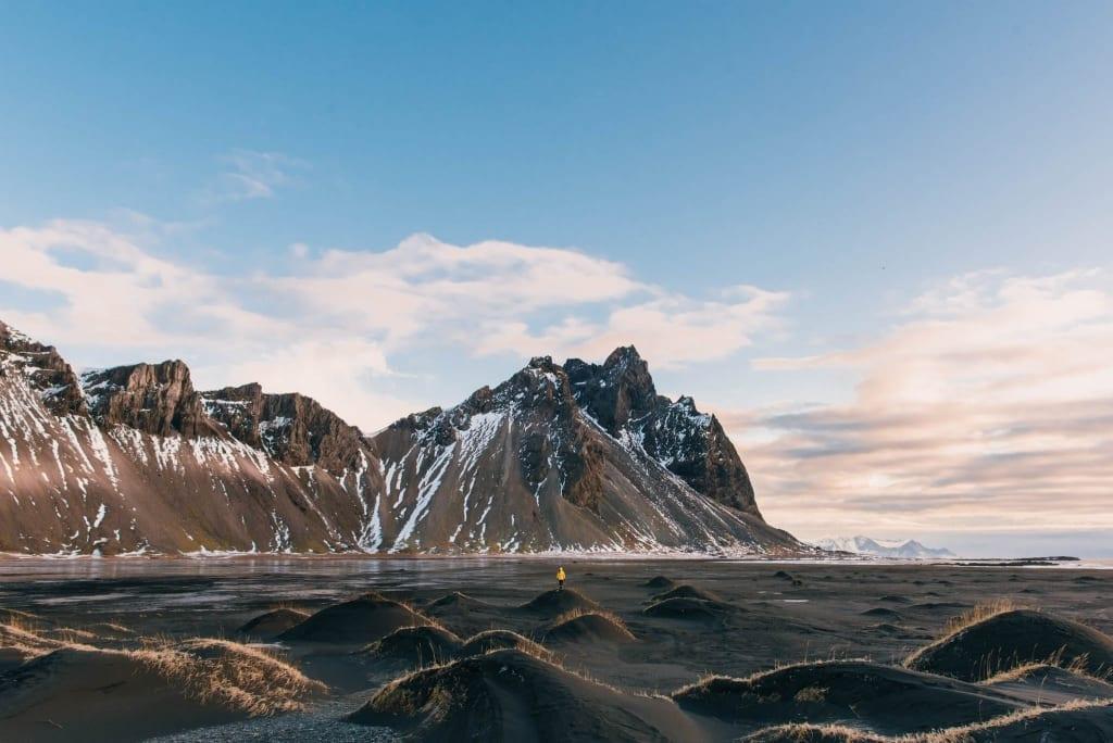 Vestrahorn Iceland