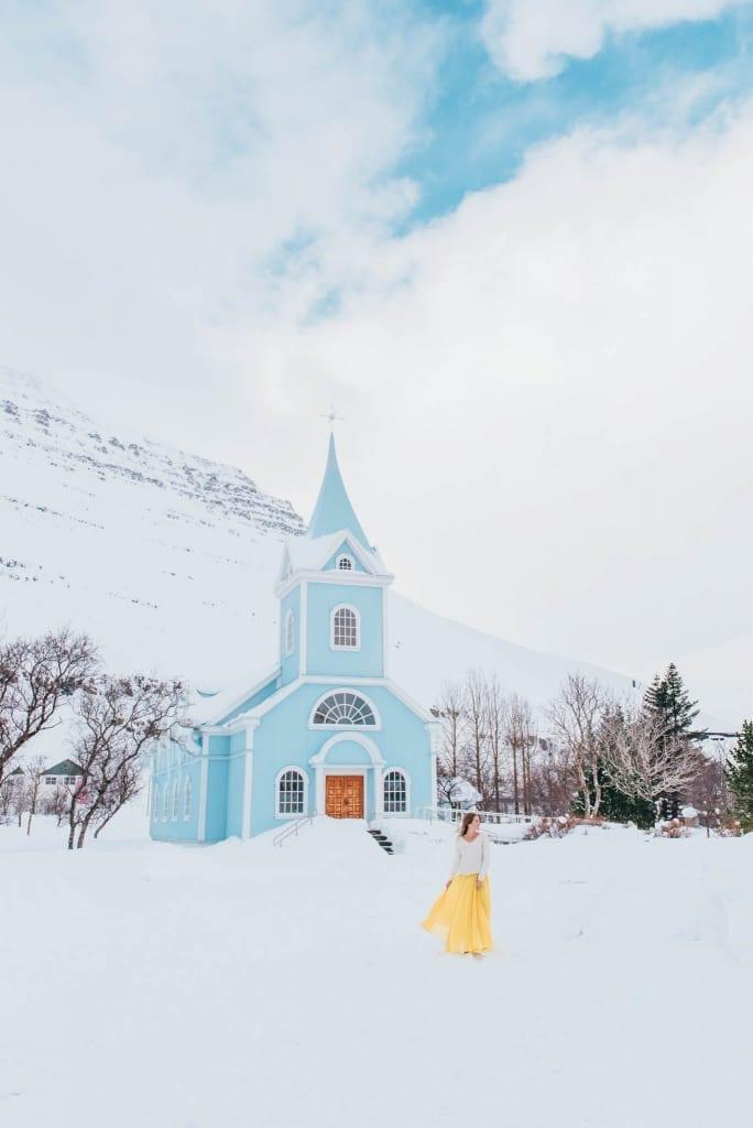 Seyðisfjörður Village