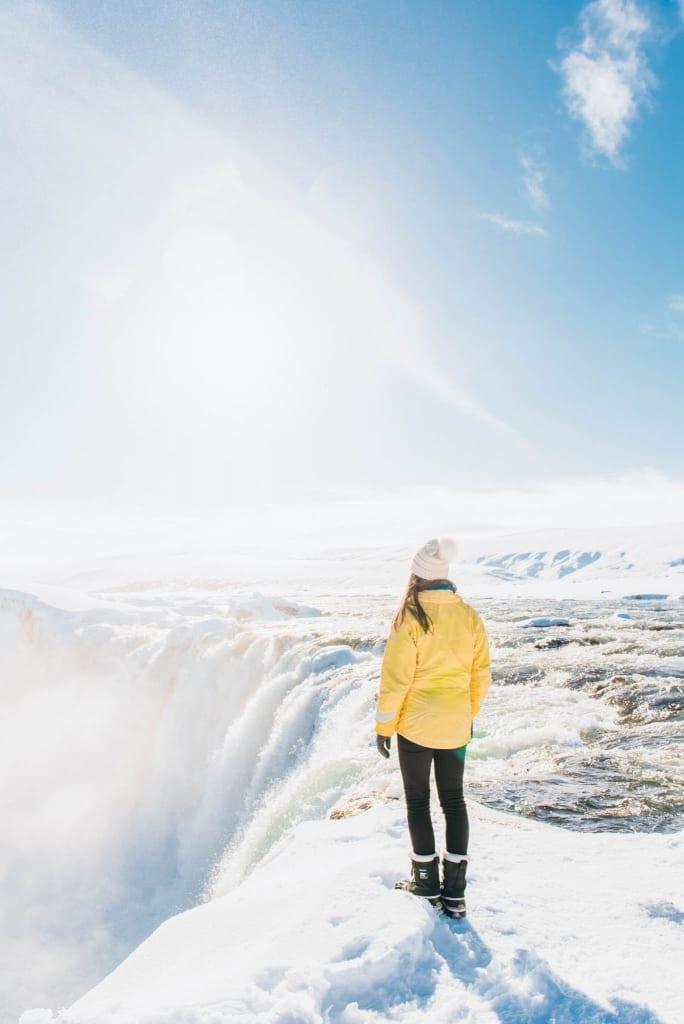 Goðafoss Iceland