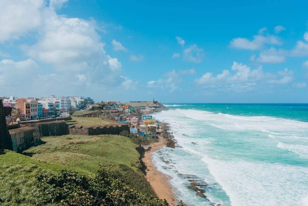 Castillo de San Cristóbal Puerto Rico