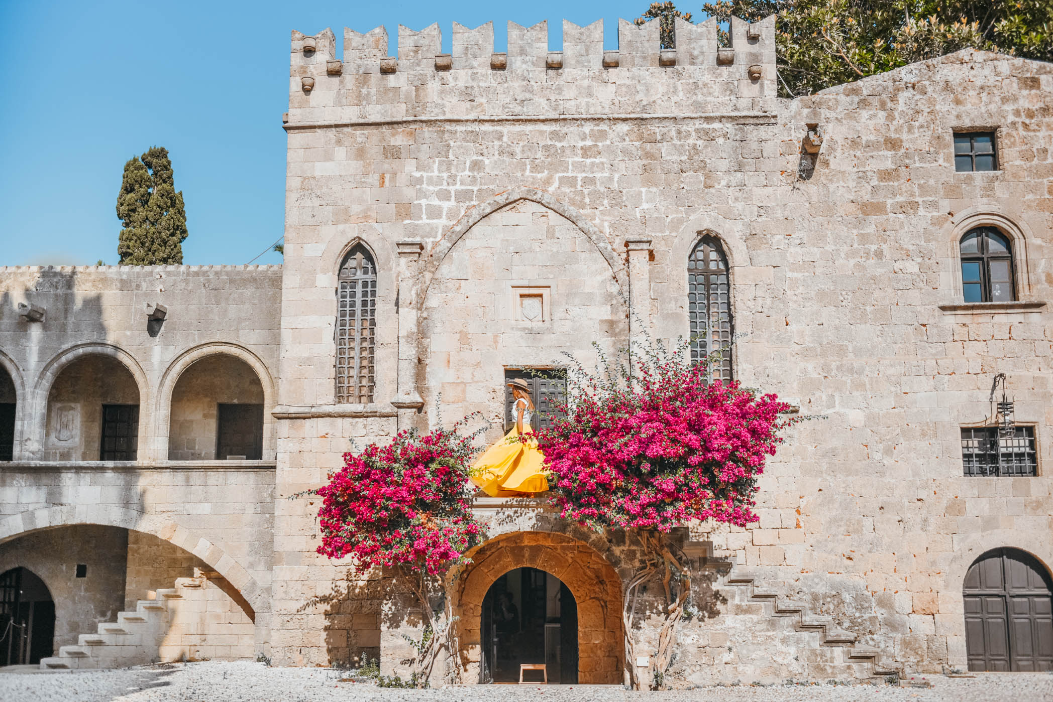 Medieval Rhodes Old Town