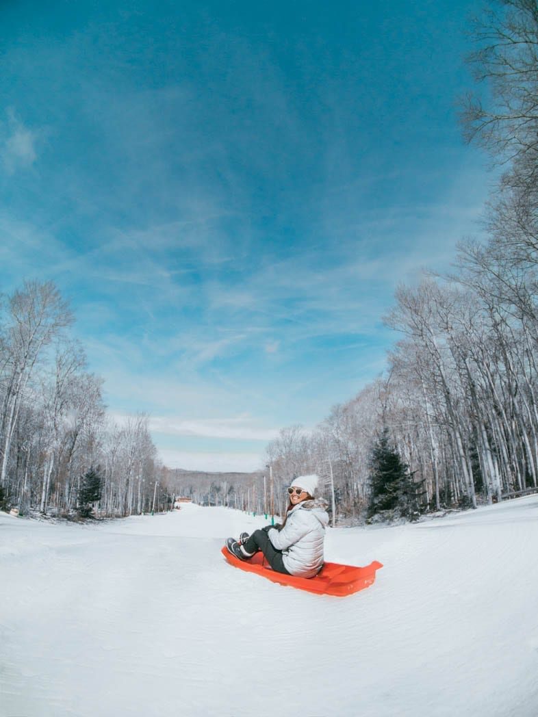 West Virginia Winter Activities