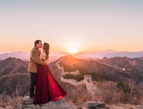 Why You Need To Visit The Great Wall Of China At Sunset | Jinshanling Edition
