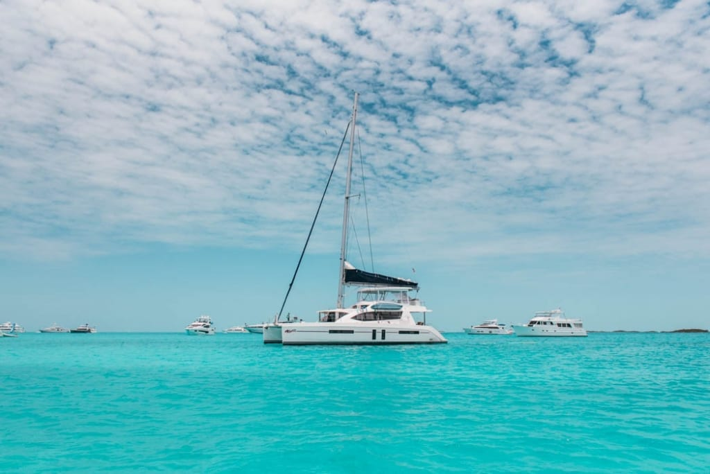 What to pack sailing bahamas