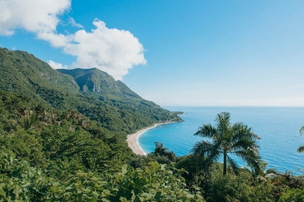 San Rafael Lookout Dominican Republic