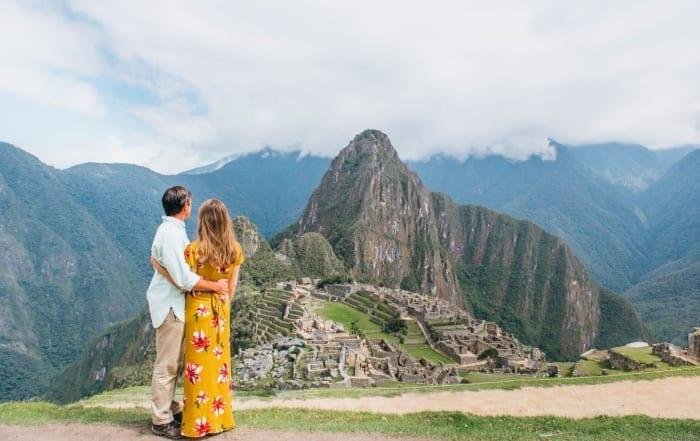 The Inca Trail To Machu Picchu