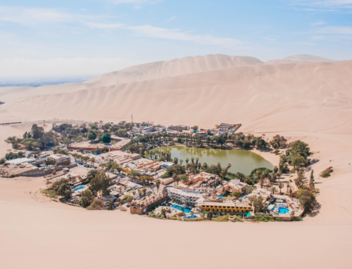 How To Spend 24 Hours In South America's Oasis: Huacachina, Peru