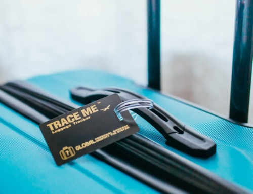 Introducing The Trace Me Luggage Tracker