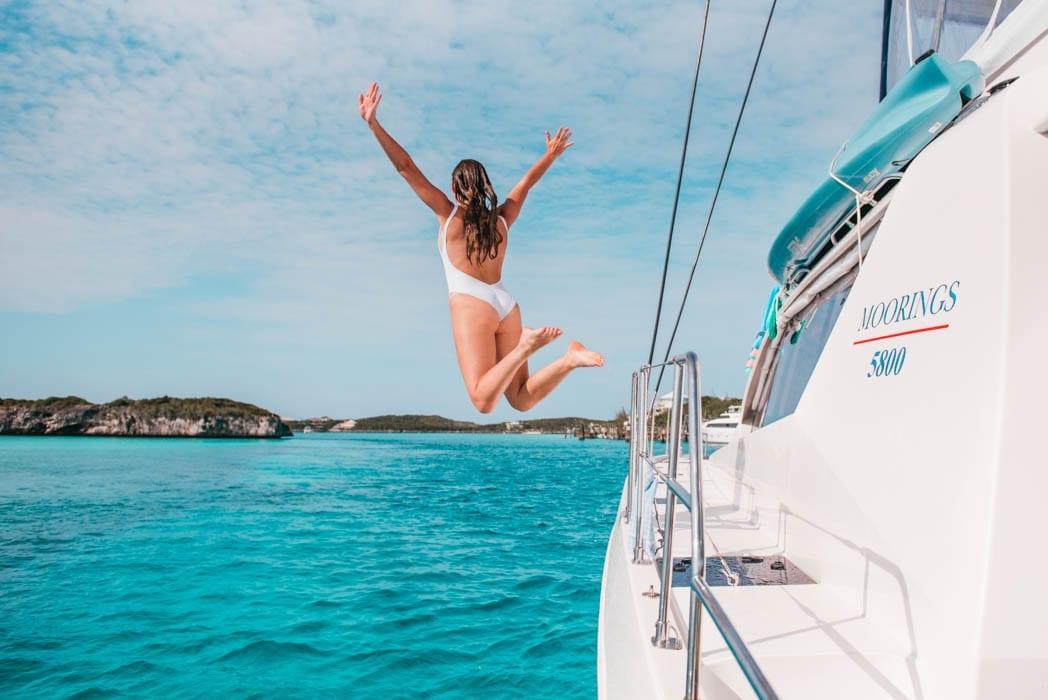 Bahamas Sailing Packing List