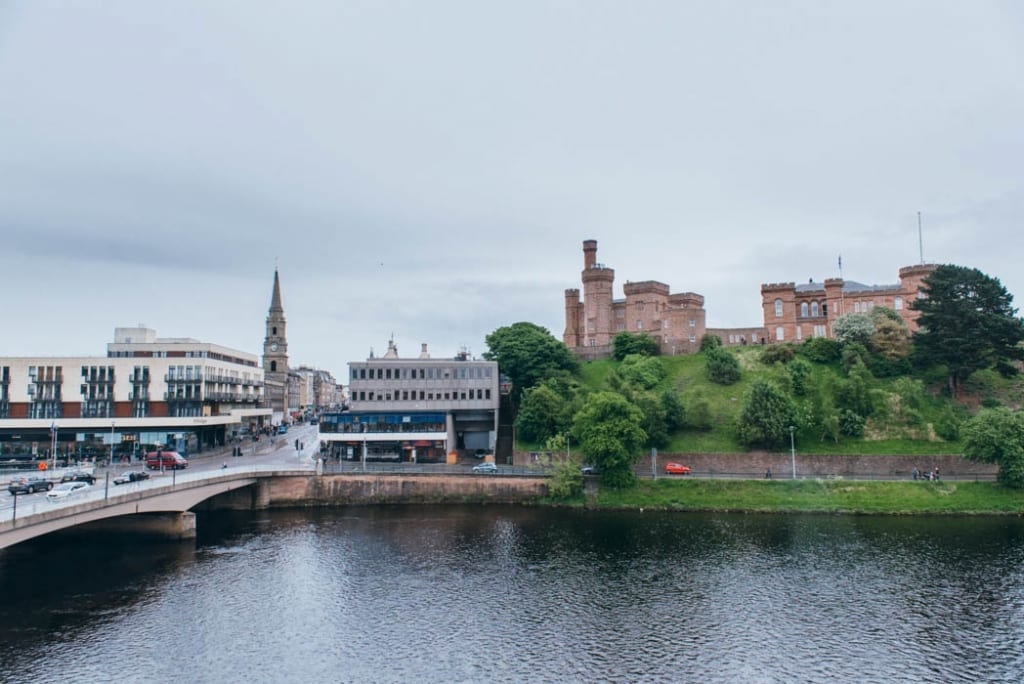 best Inverness hotel
