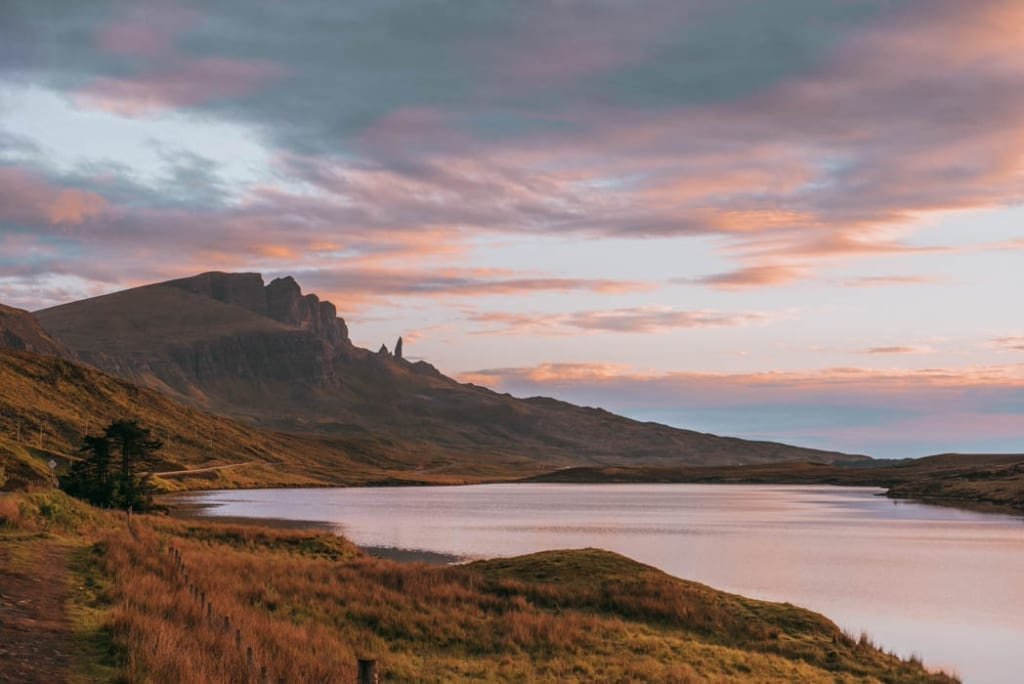 The Storr sunrise