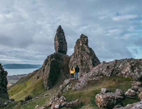 An Epic 7-Day Scotland Road Trip Itinerary | Highland & Castles Edition