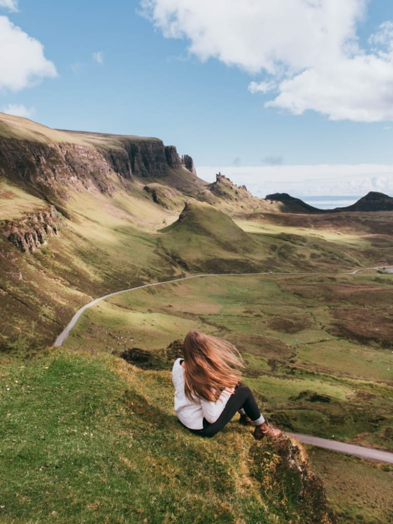 hikes on skye scotland