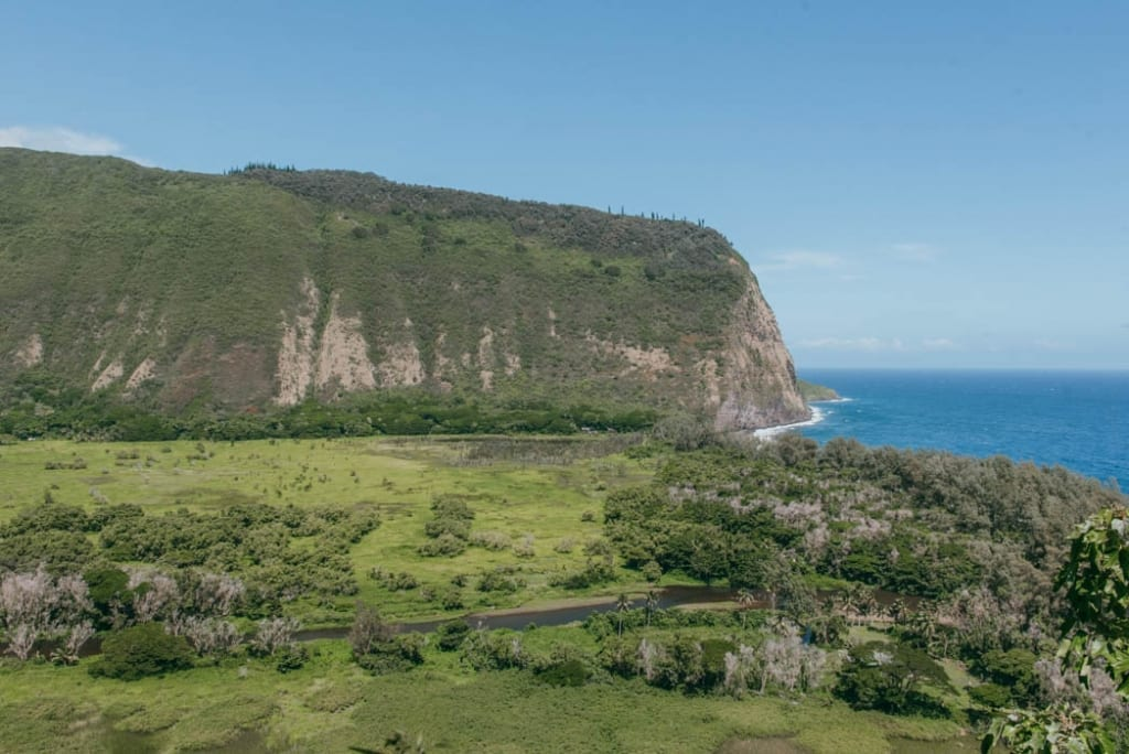 Waipio Valley Hike