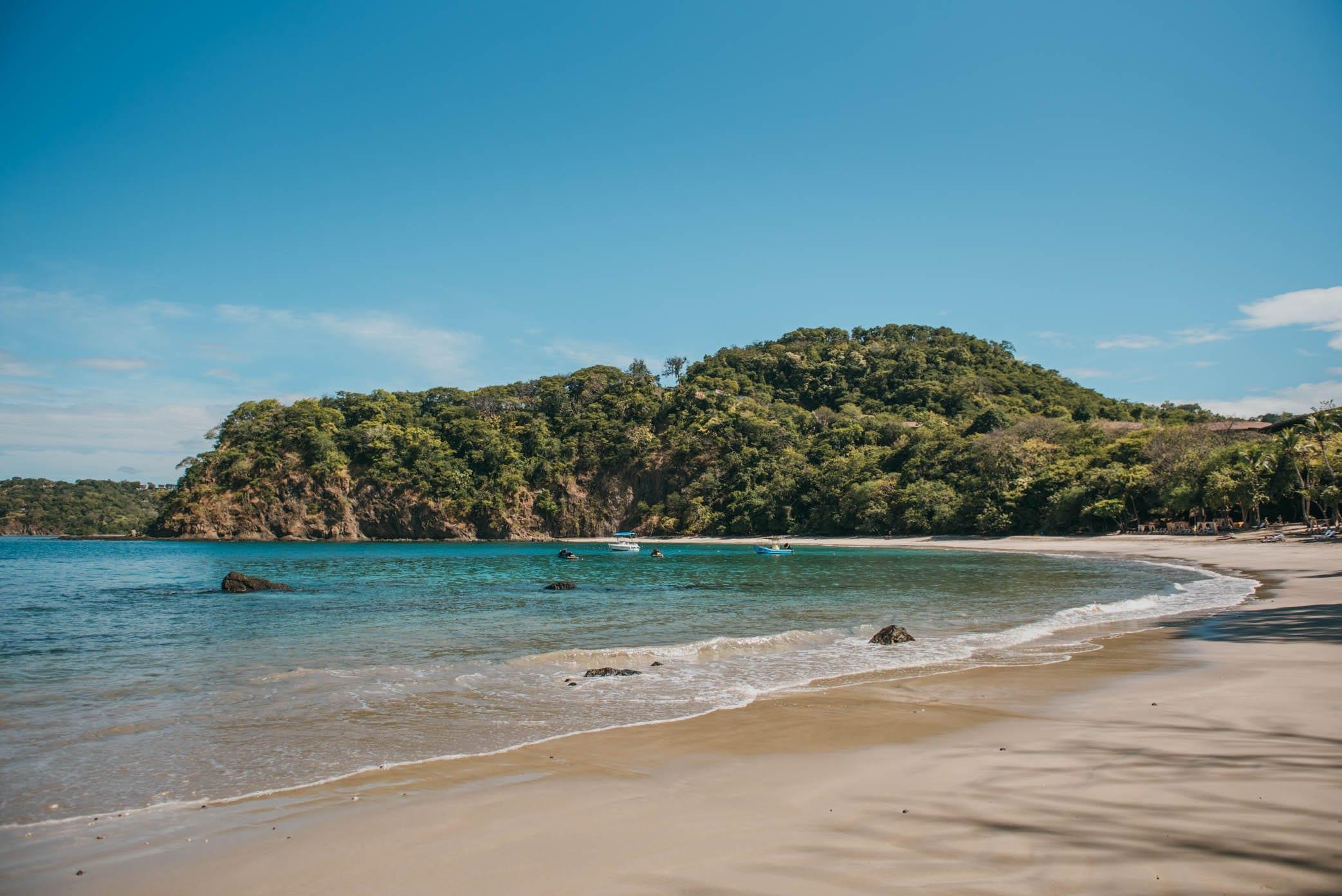 Beaches at Four Seasons Resort Costa Rica